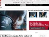 Auto Bild Gewinnspiel 2 Britax Römer Kinderautositze gewinnen