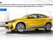 Auto Gewinnspiel BMW X2