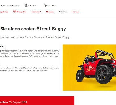 www.kaufland.de/gewinnspiele andalusien
