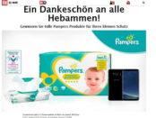 Bild.de Pampers Gewinnspiel Samsung S8 Smartphone