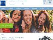 Budni Gewinnspiel Landal GreenParks Urlaub und Freizeitpark Gutscheine