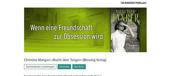 Cinemax Goldkarte Gewinnspiel Randomhouse Verlagsgruppe