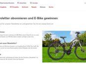 E-Bike Gewinnspiel Kaufland