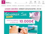 Franziska Sager Gewinnspiel 10.000 Euro Bargeld