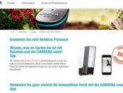 Gardena Gewinnspiel Netatmo Überwachungskamera gewinnen