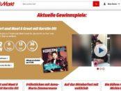 Media Markt Schlagerwochen Gewinnspiel Konzertbesuch Kerstin Ott