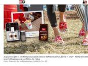 Melitta Kaffee Vollautomat Gewinnspiel Bild.de