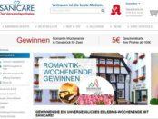 Sanicare Gewinnspiel 2 Romantik Wochenendaufenthalte