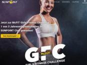 Sunpoint Gewinnspiel 3 mal Jahresmitgliedschaft Sonnenstudio
