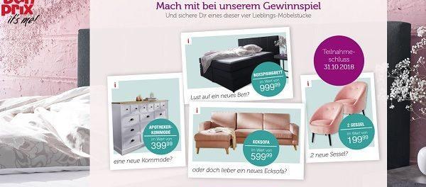 bonprix gewinnspiel boxspringbett und m bel. Black Bedroom Furniture Sets. Home Design Ideas