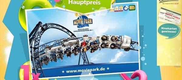 toggo Gewinnspiel Movie Park Germany Familienreise und Spielzeuge
