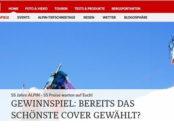 Alpin Magazin Gewinnspiel Reisen und Wanderzubehör