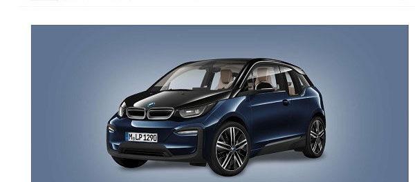 Auto-Gewinnspiel Kaufland BMW i3 Elektroauto gewinnen