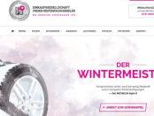 EFR Gewinnspiel Michelin Winterreifen Komplettradsatz