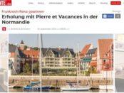 Frankreich Reise Gewinnspiel Bunte und Pierre et Vacances