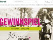 Galeria Kaufhof Gewinnspiel kostenlos 5 Picard Handtaschen