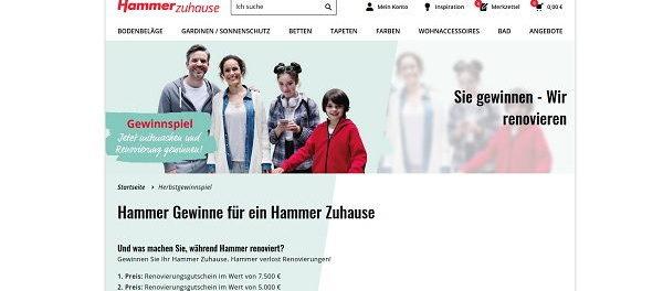 Hammer Heimtex Wm Gewinnspiel
