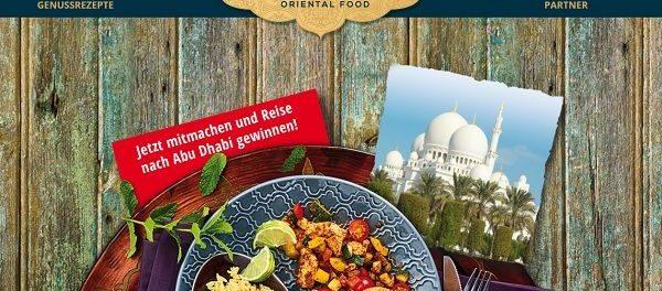 Jadira Gewinnspiel Abu Dhabi Reise gewinnen