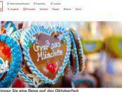 Kaufland Oktoberfest Reise Gewinnspiel