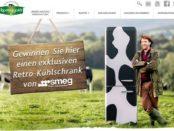 Kerry Gold Gewinnspiel SMEG Retro-Kühlkschrank
