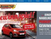 Möbel Piraten Auto Gewinnspiel Peuegot 108 Style