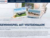 Nordsee Gewinnspiel Ferienhaus-Gutscheine Dänemark