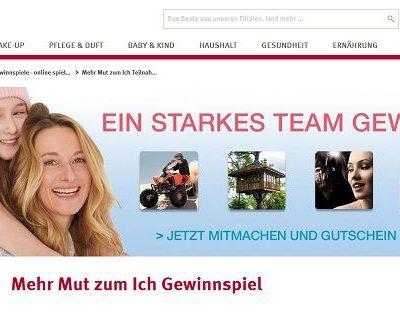 Rossmann Gewinnspiele 500 Euro Mydays Gutschein