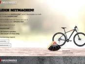 Swizzrocker Gewinnspiel Cube Mountainbike und Käse