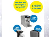 TEDI Gewinnspiel Kaffeevollautomat und Multikocher