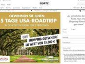 USA Reise Gewinnspiel Görtz Schuhe