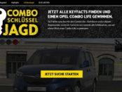 Auto-Gewinnspiel Opel verlost neuen Combi Life Van