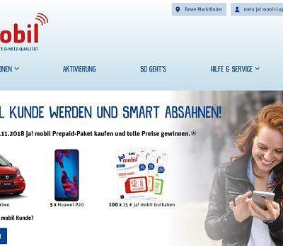 Auto Gewinnspiel ja mobil Smart fortwo gewinnen