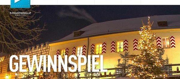 BAYERN TOURISMUS Marketing GmbH Gewinnspiel Weihnachtsmarkt-Wochenendreise
