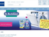 Budni Gewinnspiel Dr. Beckmann Bosch Waschmaschine