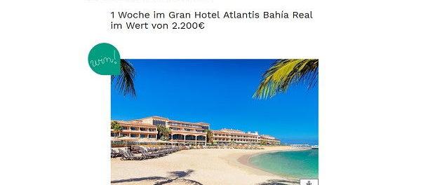 Couch Magazin Gewinnspiel 1 Woche Gran Canaria Urlaub