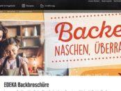 EDEKA Gewinnspiel Backsets für Hobbybäcker