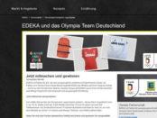 Edeka Gewinnspiel Olympia Team Deutschland