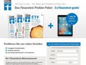 Finanztest Gewinnspiel 10 Apple iPad Pro