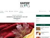 Galeria Kaufhof Gewinnspiel Fossil Q Herren- oder Damen-Smartwatch