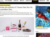 Grazia Magazin Gewinnspiele E Dream Date Box