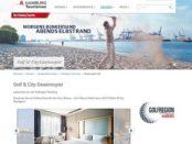 Hamburg Tourismus Reise Gewinnspiel Golf Wochenende