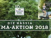 Hassia Gewinnspiel E-Roller Klima-Aktion 2018