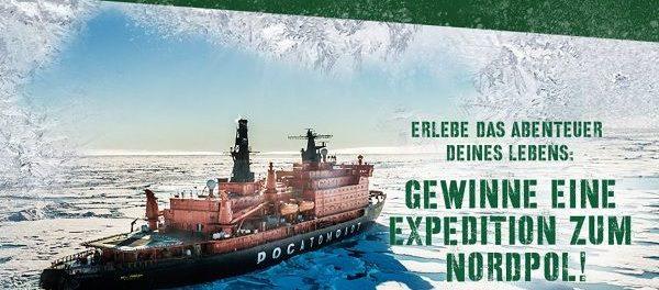 Jever Nordpol Reise Gewinnspiel Abenteuer Expedition