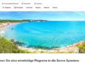 Kaufland Reise Gewinnspiel 1 Woche Spanien Urlaub Costa Dorada
