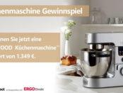 Kenwood Küchenmaschinen Gewinnspiel Ergo und Burda