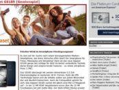Kino News Gewinnspiel Gigaset Smartphone GS185