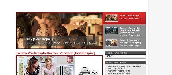 Kino News Gewinnspiel Twercs Werkzeugkoffer von Vorwerk