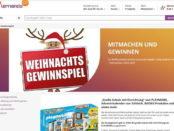 Lernando Weihnachts-Gewinnspiel 2018 Playmobil und Adventskalender