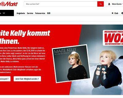 Media Markt Gewinnspiel Maite Kelly Wohnzimmer Konzert
