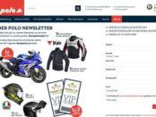 Polo Motorrad Gewinnspiel Suzuki GSX-R1000AL7